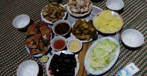 27-dinner-at-quynh-son-nyg-homestay